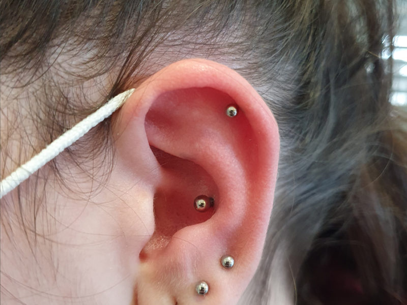 Piercing 45